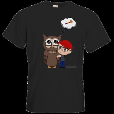 Motiv: T-Shirt Premium FAIR WEAR - Chrizzy mit Neox