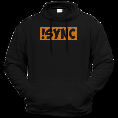 Motiv: Hoodie Premium FAIR WEAR - !sync orange