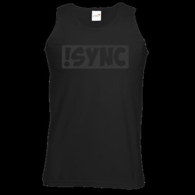 Motiv: Athletic Vest - !sync grey