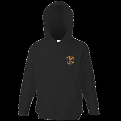Motiv: Kids Hooded Sweat - Kiquad Logo