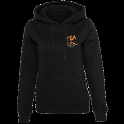 Motiv: Womens Heavy Hoody - Kiquad Logo