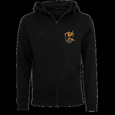 Motiv: Heavy Zip-Hoodie - Kiquad Logo