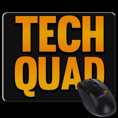 Motiv: Mousepad Textil - TechQuad