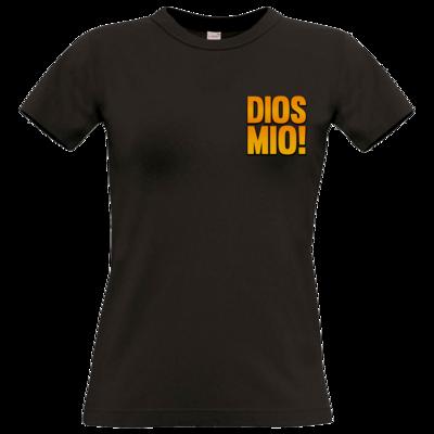 Motiv: T-Shirt Damen Premium FAIR WEAR - DiosMio