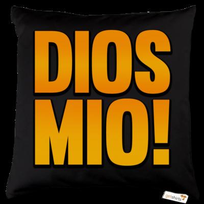 Motiv: Kissen Baumwolle - DiosMio