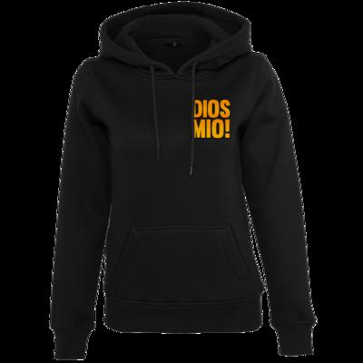 Motiv: Womens Heavy Hoody - DiosMio