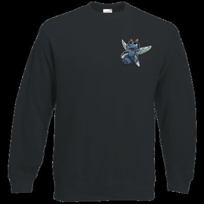 Motiv: Sweatshirt Classic - CatMosquito