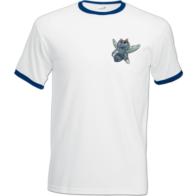 Motiv: T-Shirt Ringer - CatMosquito