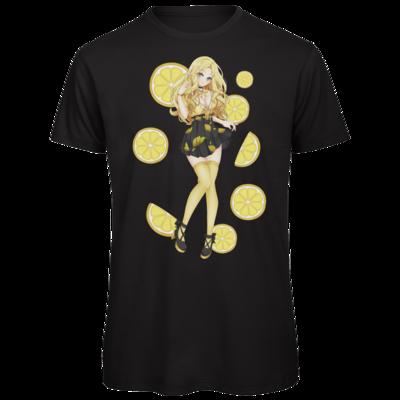 Motiv: Organic T-Shirt - Team Zitronen Eistee