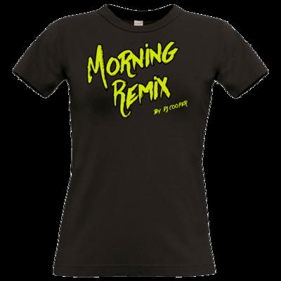 Motiv: T-Shirt Damen Premium FAIR WEAR - MR x COOPER