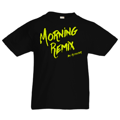 Motiv: Kids T-Shirt Premium FAIR WEAR - MR x COOPER