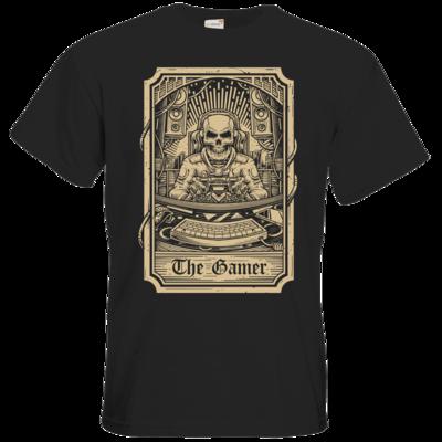Motiv: T-Shirt Premium FAIR WEAR - GamerTarot