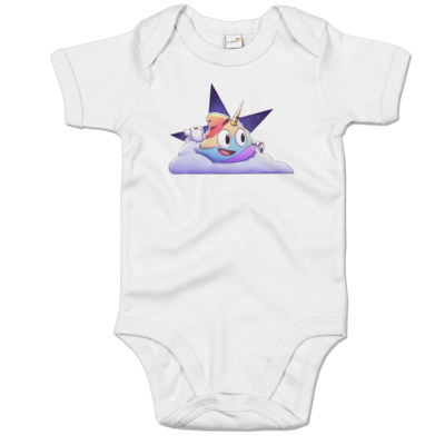 Motiv: Baby Body Organic - Sparkleshit Reloaded