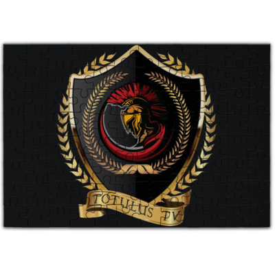 Motiv: Puzzle - Totulus_tv Logo