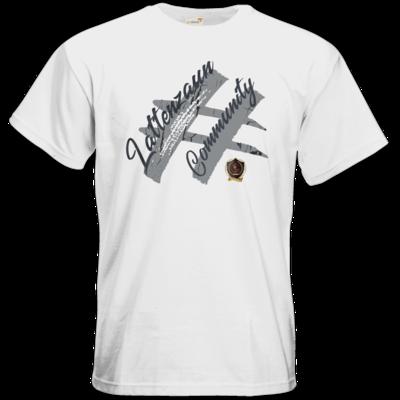 Motiv: T-Shirt Premium FAIR WEAR - LattenzaunCommunity