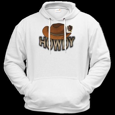 Motiv: Hoodie Premium FAIR WEAR - Howdy-Hut