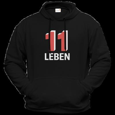 Motiv: Hoodie Premium FAIR WEAR - Podcast_11 Leben