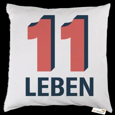 Motiv: Kissen - Podcast_11 Leben