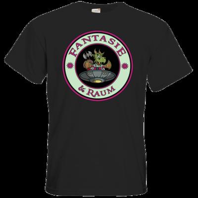 Motiv: T-Shirt Premium FAIR WEAR - Logo in Farbe