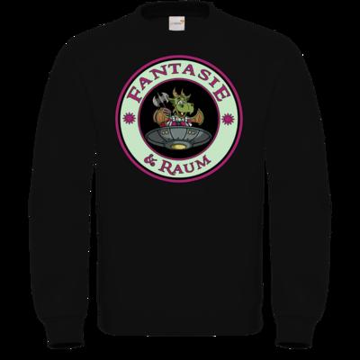 Motiv: Sweatshirt FAIR WEAR - Logo in Farbe