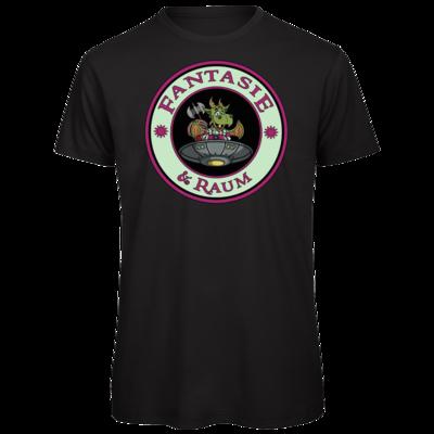 Motiv: Organic T-Shirt - Logo in Farbe