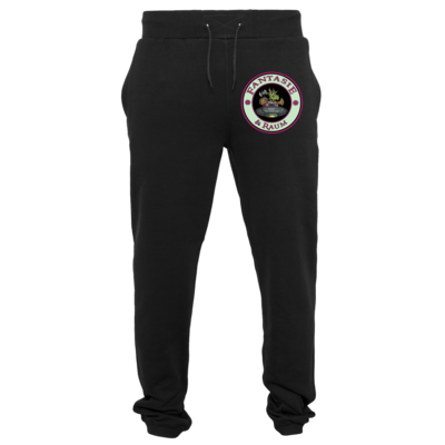 Motiv: Heavy Sweatpants - Logo in Farbe