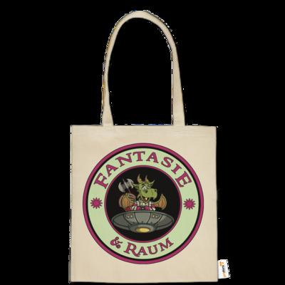 Motiv: Baumwolltasche - Logo in Farbe
