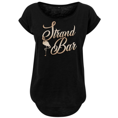 Motiv: Ladies Long Slub Tee - Strandbar