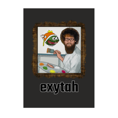 Motiv: Poster A1 - exyross_exytah