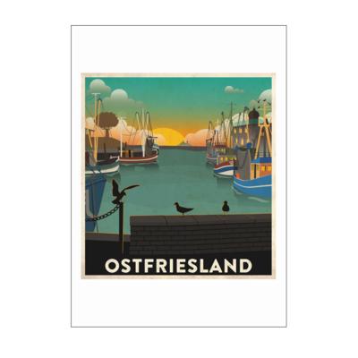 Motiv: Poster A1 - Heimathafen