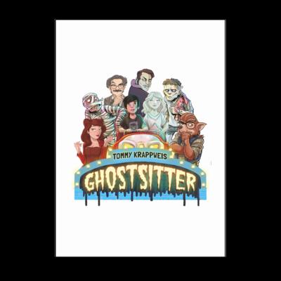 Motiv: Poster A1 - Ghostsitter