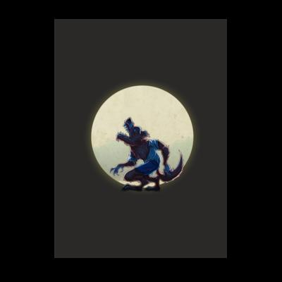 Motiv: Poster A1 - Welf - Vollmond