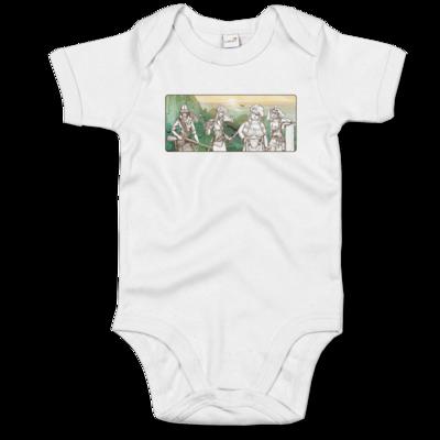 Motiv: Baby Body Organic - Robinson Crusoe - Frauenpower