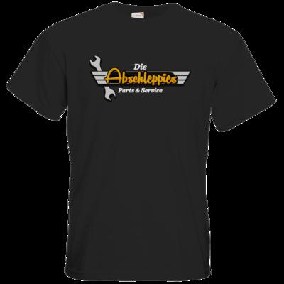 Motiv: T-Shirt Premium FAIR WEAR - Abschleppis