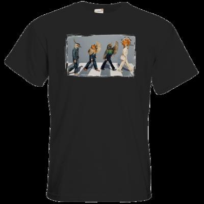Motiv: T-Shirt Premium FAIR WEAR - Abbey Road