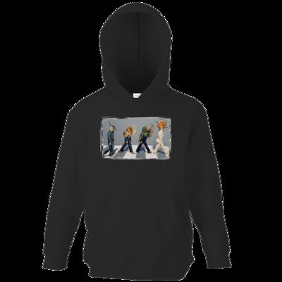 Motiv: Kids Hooded Sweat - Abbey Road