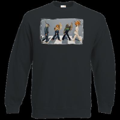 Motiv: Sweatshirt Classic - Abbey Road