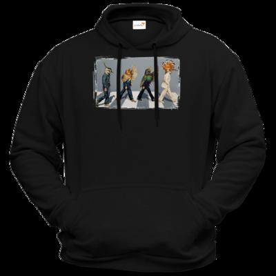 Motiv: Hoodie Premium FAIR WEAR - Abbey Road