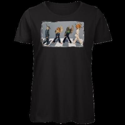 Motiv: Organic Lady T-Shirt - Abbey Road