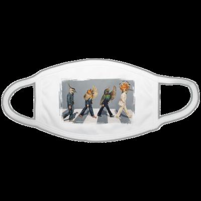 Motiv: Gesichtsmaske - Abbey Road
