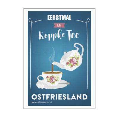 Motiv: Poster A1 - Koppke Tee