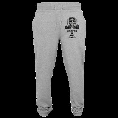 Motiv: Heavy Sweatpants - schwarz
