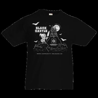 Motiv: Kids T-Shirt Premium FAIR WEAR - Black Castle