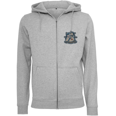 Motiv: Heavy Zip-Hoodie - Hafenmacker original Logo