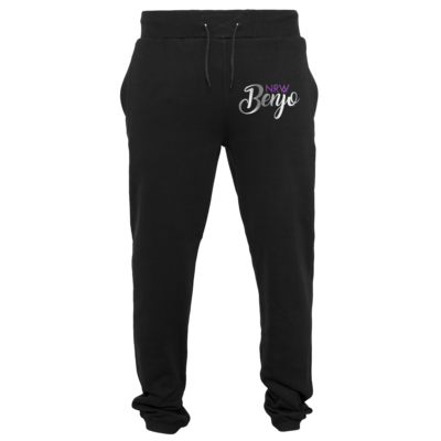 Motiv: Heavy Sweatpants - Das Logo