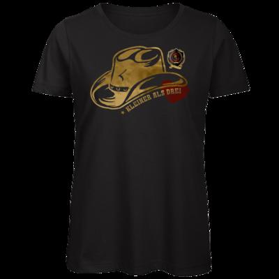Motiv: Organic Lady T-Shirt - Totulus_tv - Kleinerals3