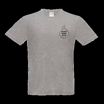 Motiv: T-Shirt V-Neck FAIR WEAR - Coolonia Flamme