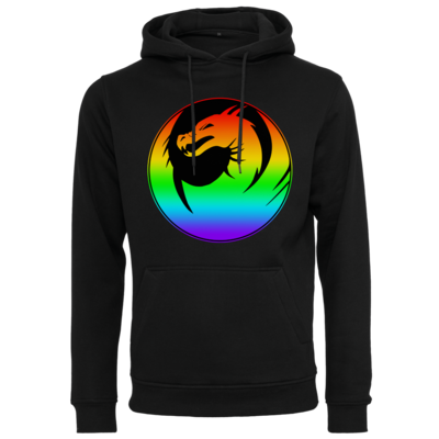 Motiv: Heavy Hoodie - Drabu Rainbow Logo