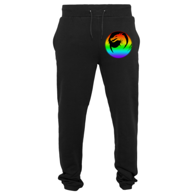 Motiv: Heavy Sweatpants - Drabu Rainbow Logo