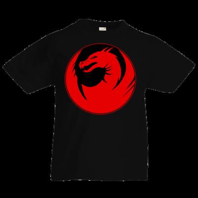 Motiv: Kids T-Shirt Premium FAIR WEAR - Drabu Logo Youtube